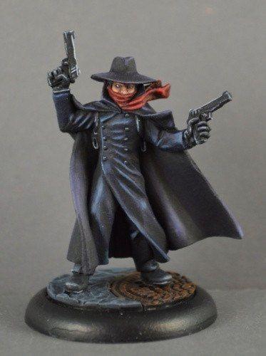 Chronoscope Miniatures (The Black Mist 50217) RPG 25mm Minis