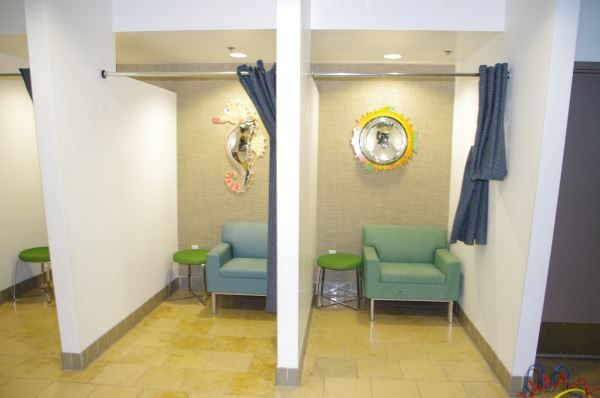 Retail Trade Nursing Room Lactation Room Parents Room
