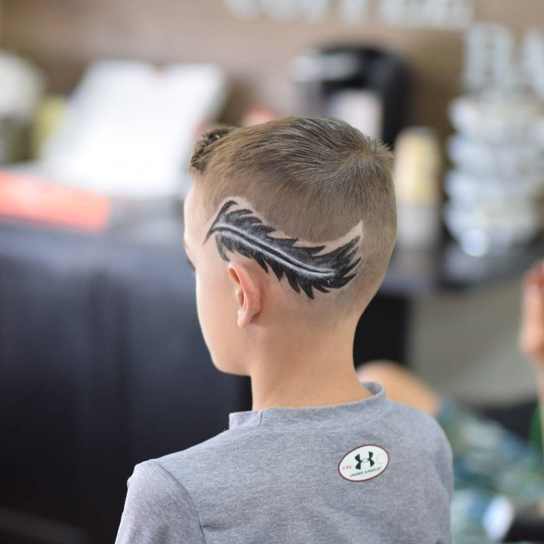 Boys New Hairstyle Pics: Boys Haircuts Design For 2018