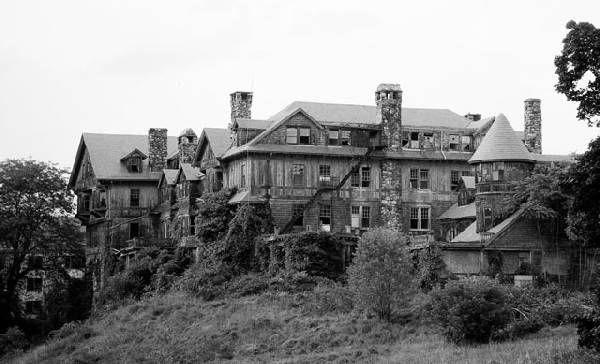 Bennett School for Girls, opacity.us (abandoned buildings)