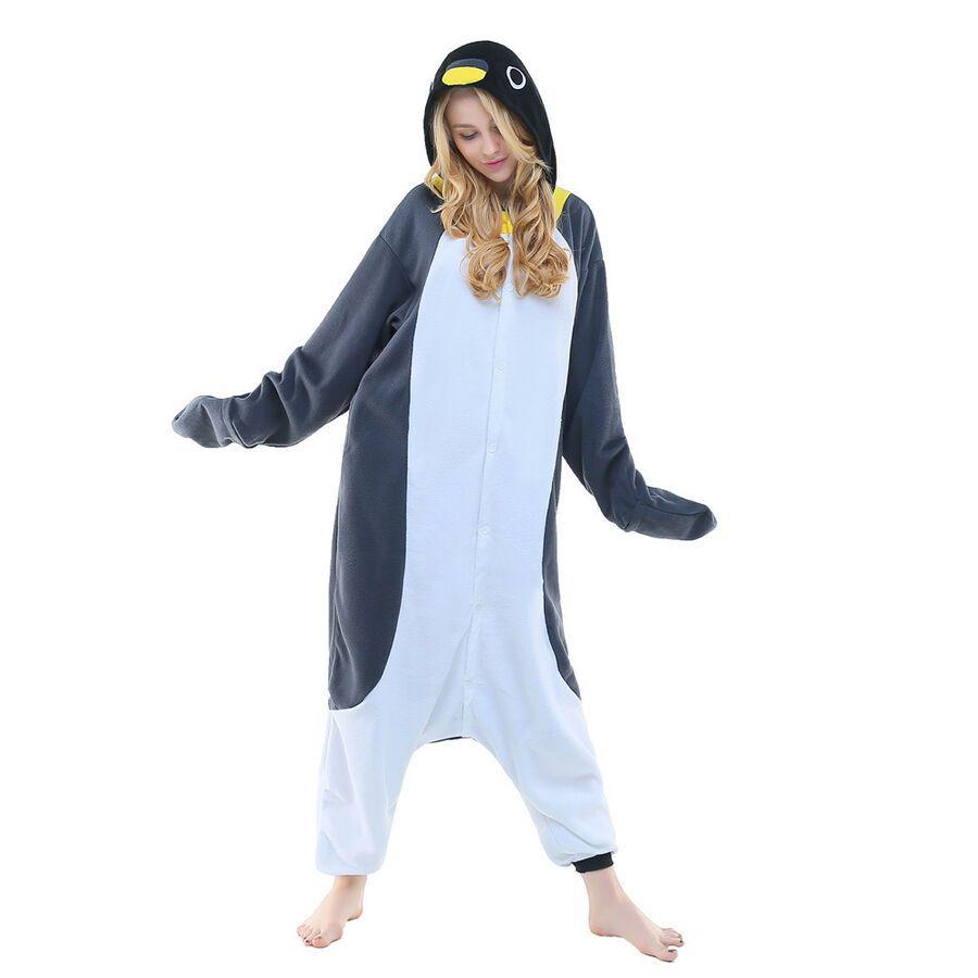 Halloween Adult Anime Unisex Cartoon Pyjamas Cosplay Costume Ad