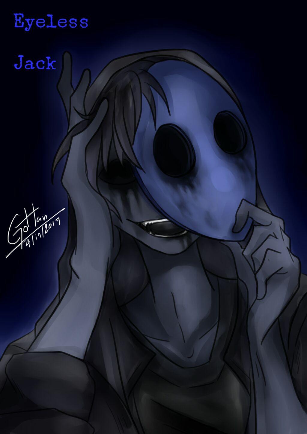 Xả ảnh Creepypasta Jack Creepypasta Creepypasta Cute Eyeless Jack