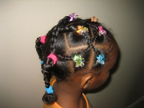 Superb 1000 Images About Raella On Pinterest African American Babies Hairstyle Inspiration Daily Dogsangcom