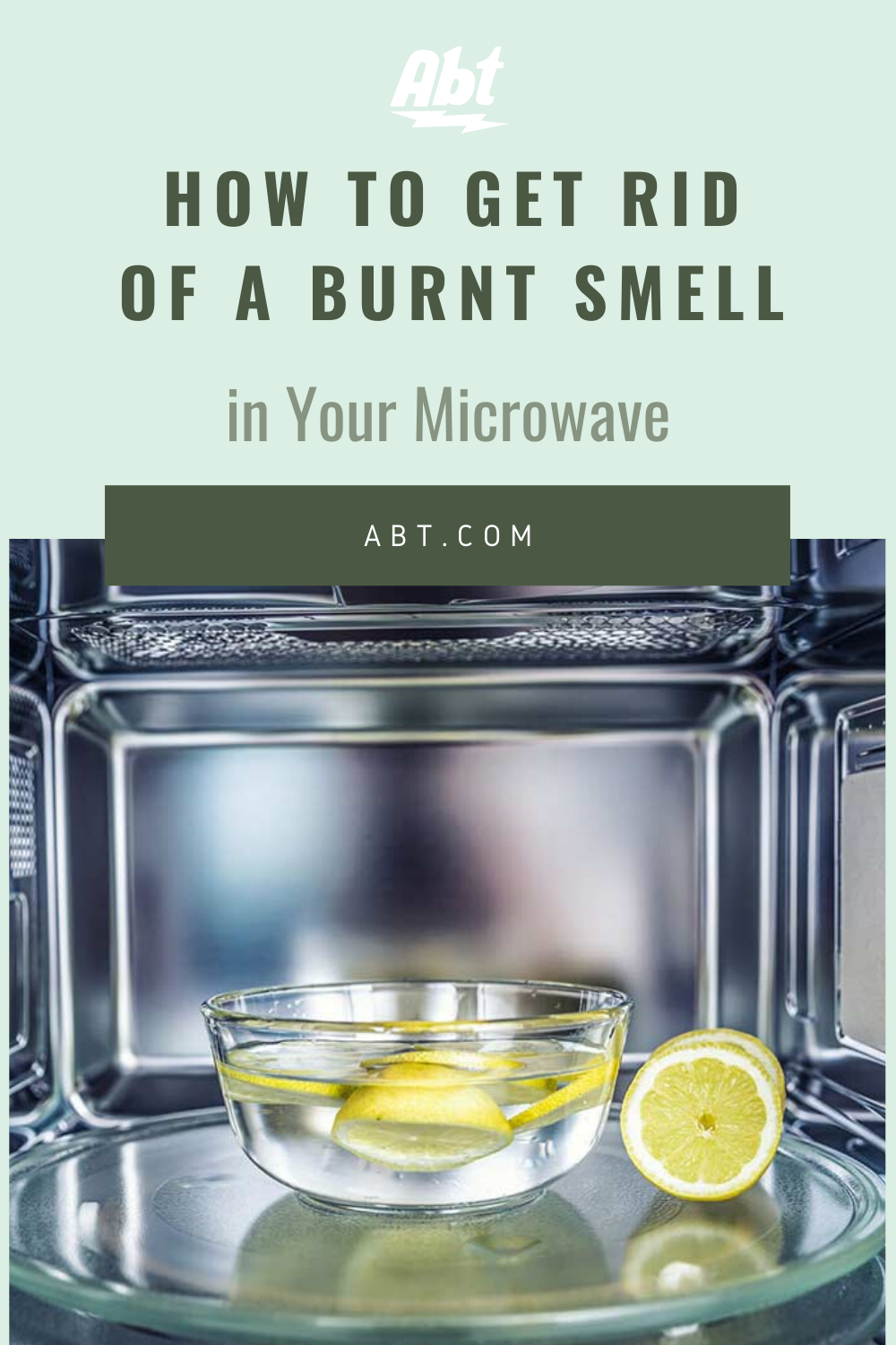 How To Get Rid Of Burn Marks In Microwave