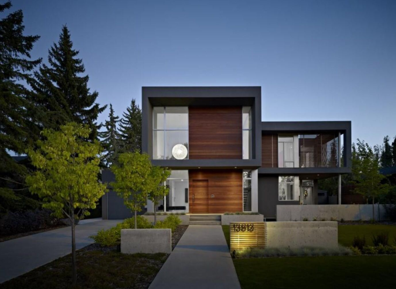Casa moderna, luxury, amazing, fachadas de casa modernas, modern ...