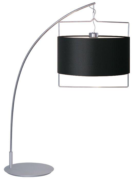 Et2 E22313 02 Passion 1 Light 100 Watt Satin Nickel Table Lamp