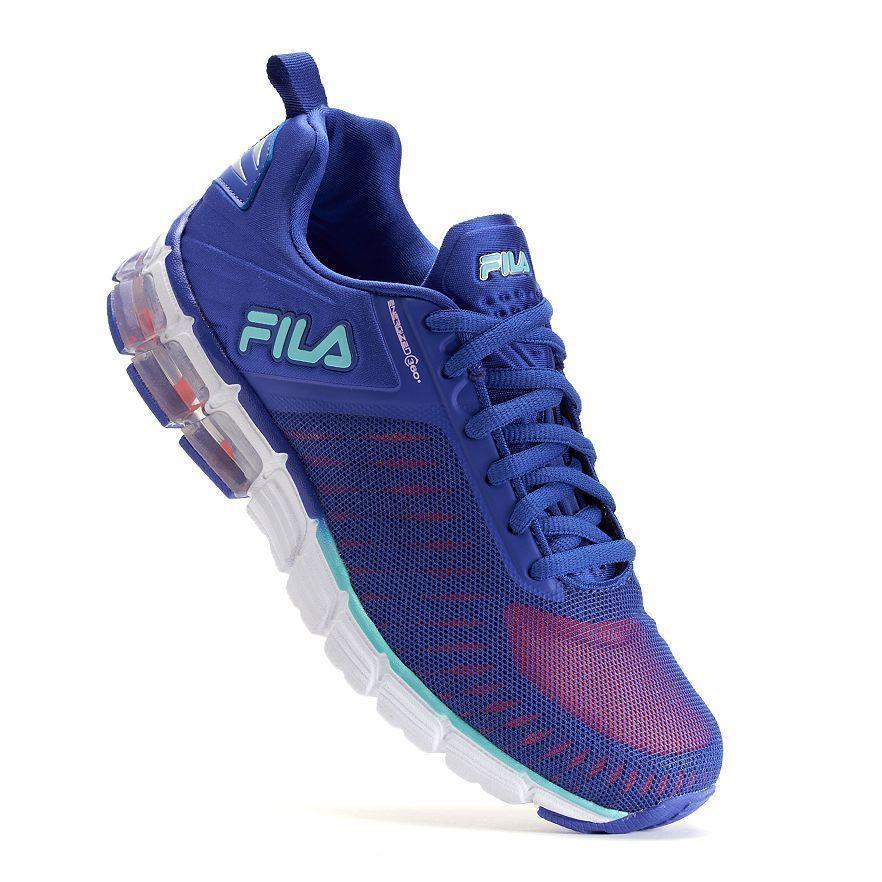 Fila Womens Athletic Shoes Energized