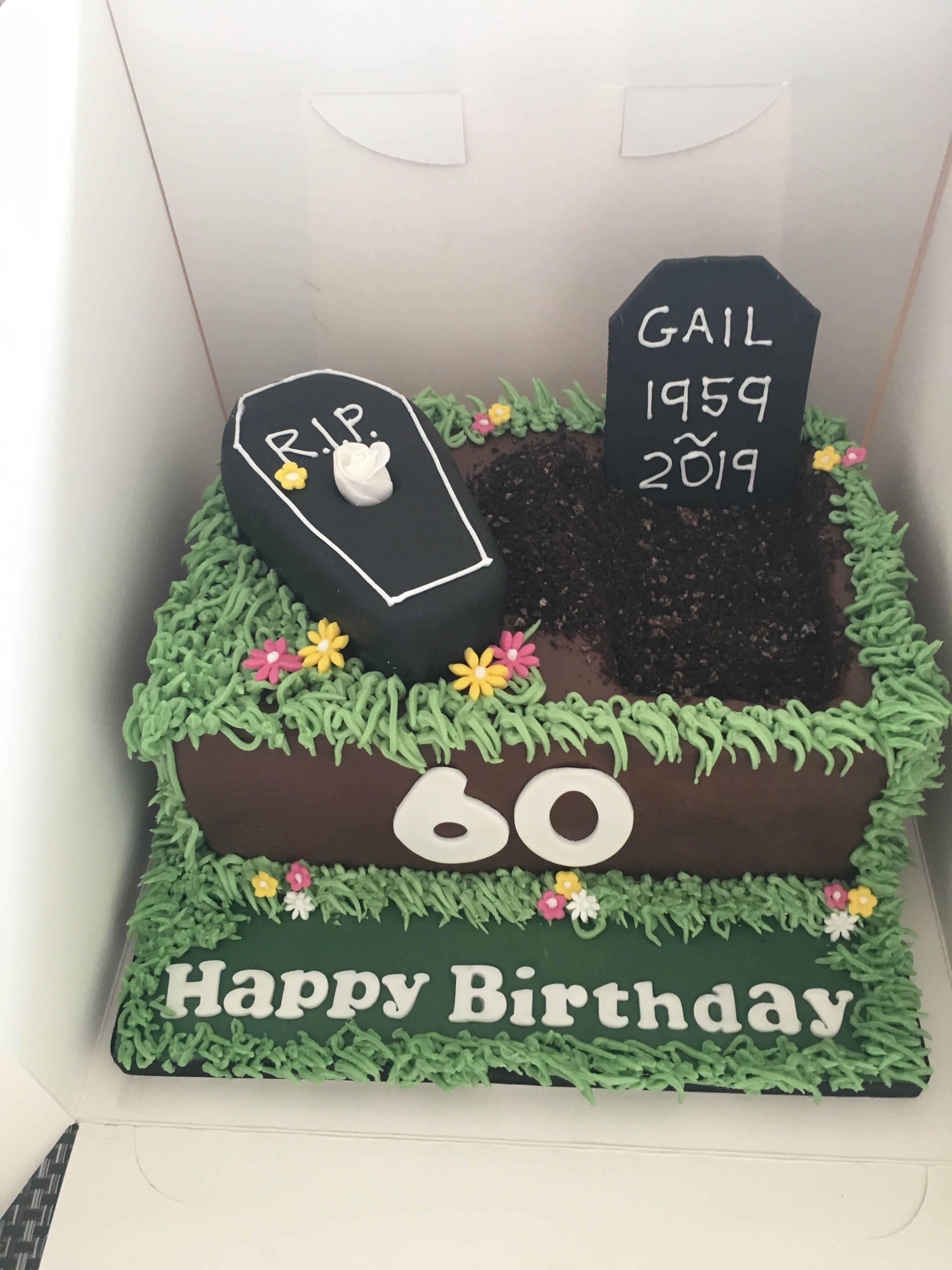 Astounding Funny 60Th Birthday Cake 60Th Birthday Cakes Funny Birthday Cards Online Fluifree Goldxyz