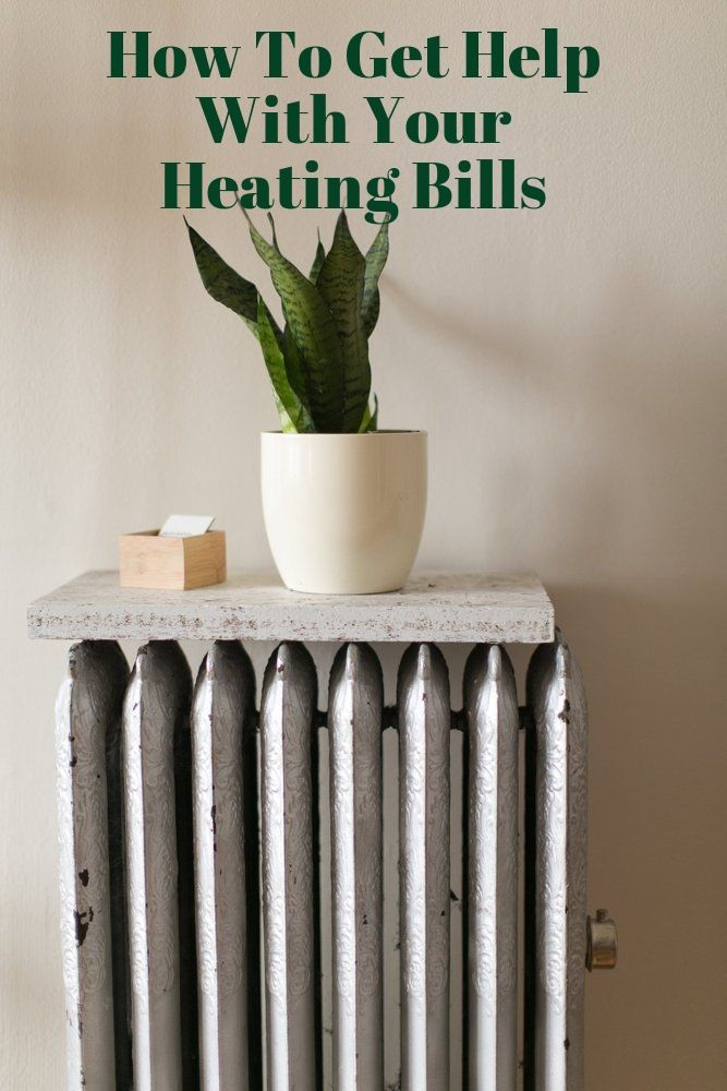 Winter Survival How To Get Help With Your Heating Bills Heating