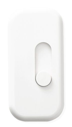 Great Lutron Attache On Cord Lamp Dimmer, White