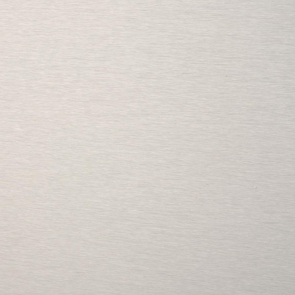 - Frigo Design 36 In. X 30 In. Polished Stainless Steel Backsplash