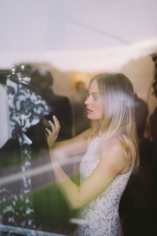 Margot robbie wedding dress image by emily on margot