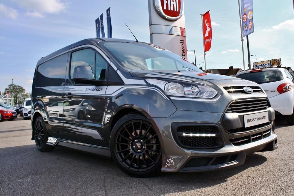 2017 ford transit connect m sport 200 l1 special edition. Black Bedroom Furniture Sets. Home Design Ideas