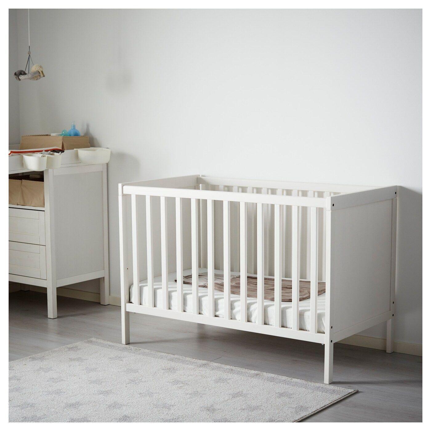 Sundvik Babybett Weiss Ikea Osterreich Babybett Weiss