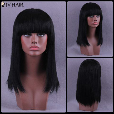 GET $50 NOW | Join RoseGal: Get YOUR $50 NOW!http://www.rosegal.com/human-hair-wigs/long-full-bang-straight-siv-950080.html?seid=2275071rg950080