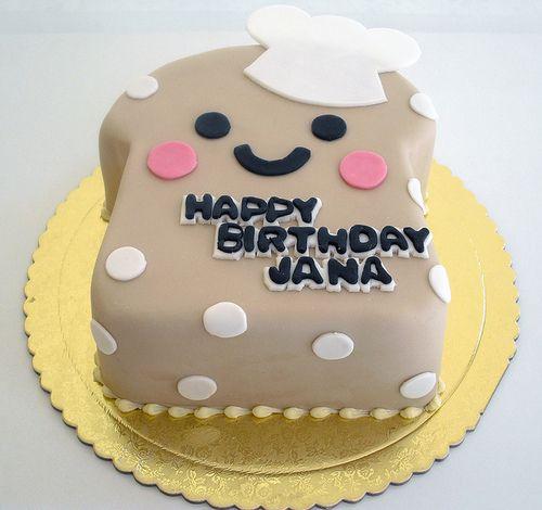 Happy Birthday Jana Jan Pinterest Cake Cute Cakes And Desserts