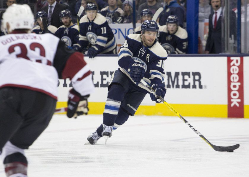 Even in bounce-back season, some Blue Jackets disappoint = Several Columbus Blue Jackets are off to successful starts. Team captain Nick Foligno is having a bounce-back season, with 10 goals in 24 games nearly matching his 12-goal total through 72 games last season. Forward Sam.....