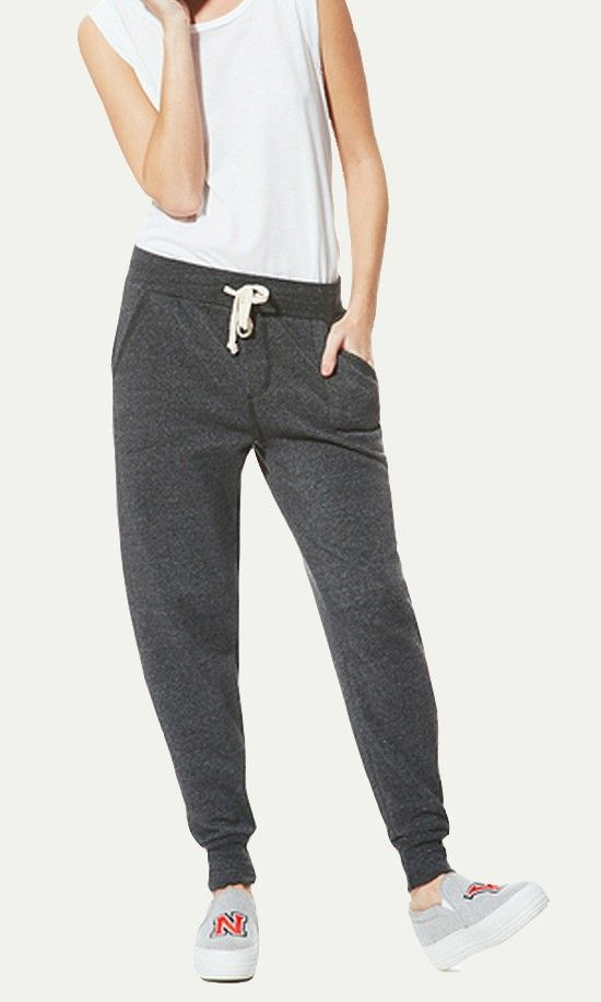 ff73752570d8f1 luv these pants. nice How to wear sweatpants with different shoes