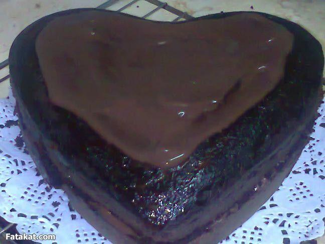 كيكة الشوكولاته بالعسل الاسود والدانيت سريعه ومفيده منتدى فتكات Honey Cake Cake Food