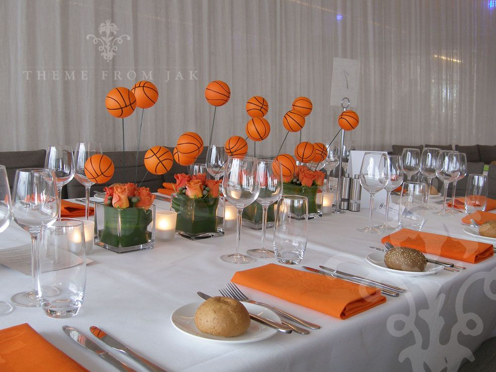 Sport themed vases image gallery all theming weddings themed sport themed vases image gallery all theming weddings themed weddings corporate events junglespirit Images