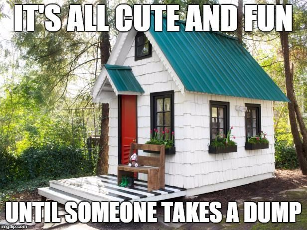 Funny Memes About House: Minimialist Humor