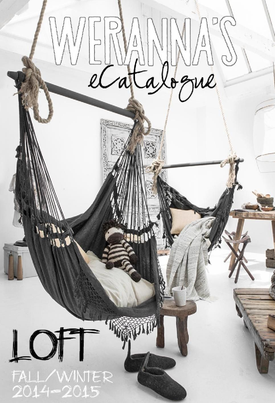Werannas loft ecatalogue lofts hammock chair and room decor