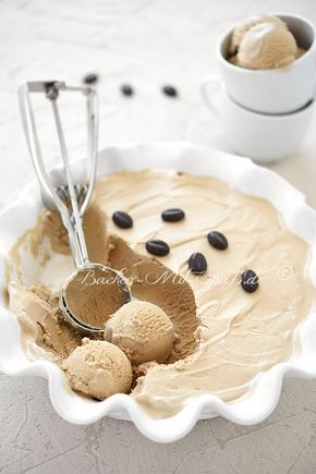 Kaffee- Eis - Rezept