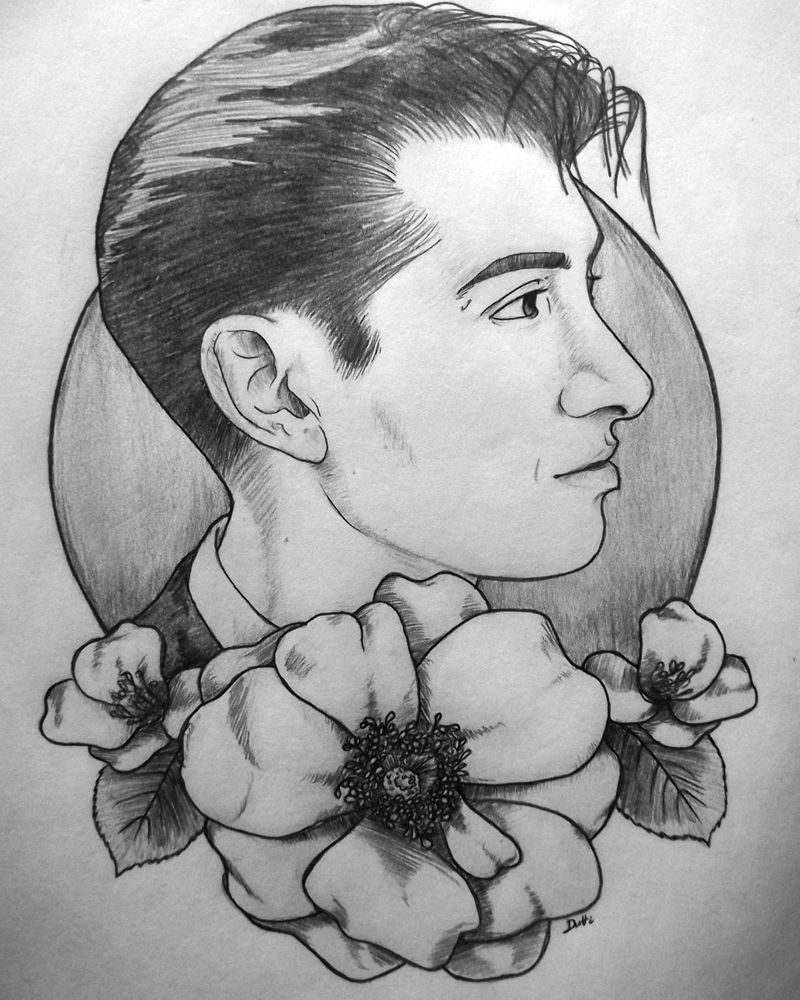Alex Turner - Arctic Monkeys by ladynoob.deviantart.com on @DeviantArt