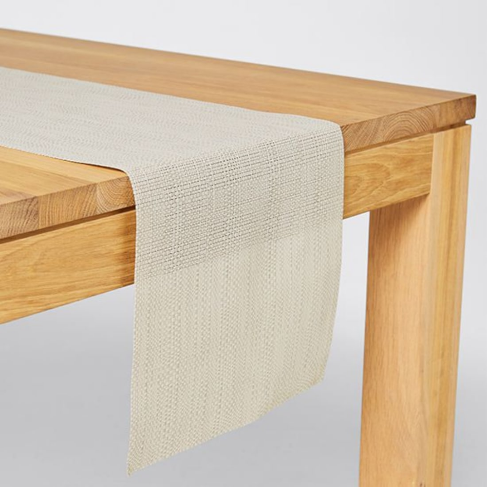 Woven Contrast Table Runner Table Runners Table Home Decor