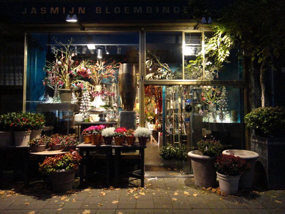 Bloemenwinkel jasmijn bloembinders in haarlem http for Interieur haarlem