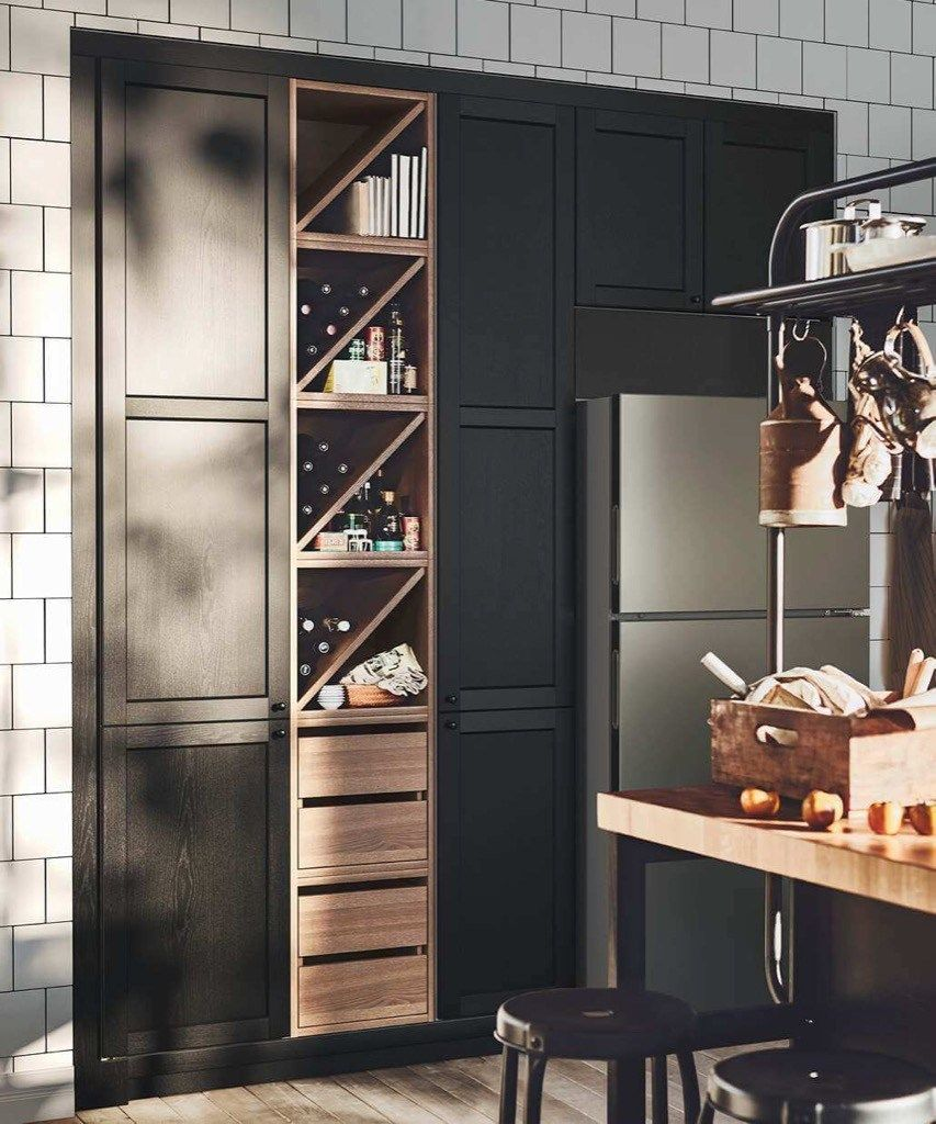 First Look At The 2019 Ikea Catalogue And It Does Not Disappoint Avec Images Cuisine Ikea Cuisine Ikea Noire Veranda Cuisine