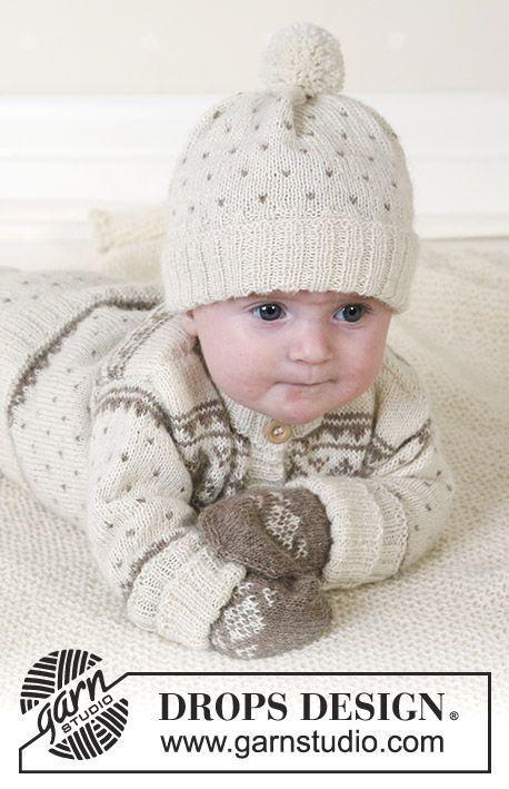 Kostenlose Strickanleitung | baby | Pinterest | Patrones, Bebe y Puntos