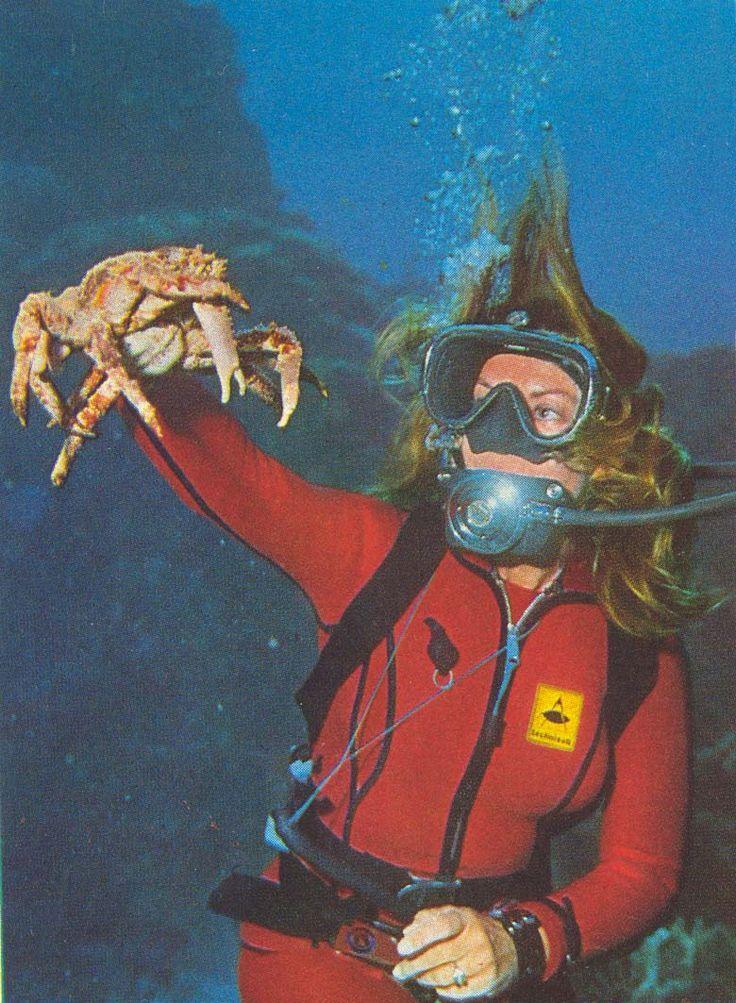 vintage-diving-girls