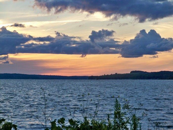 20. Chautauqua Lake