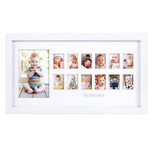 My First Year Frame | crafts for grandkids | Pinterest | Grandkids