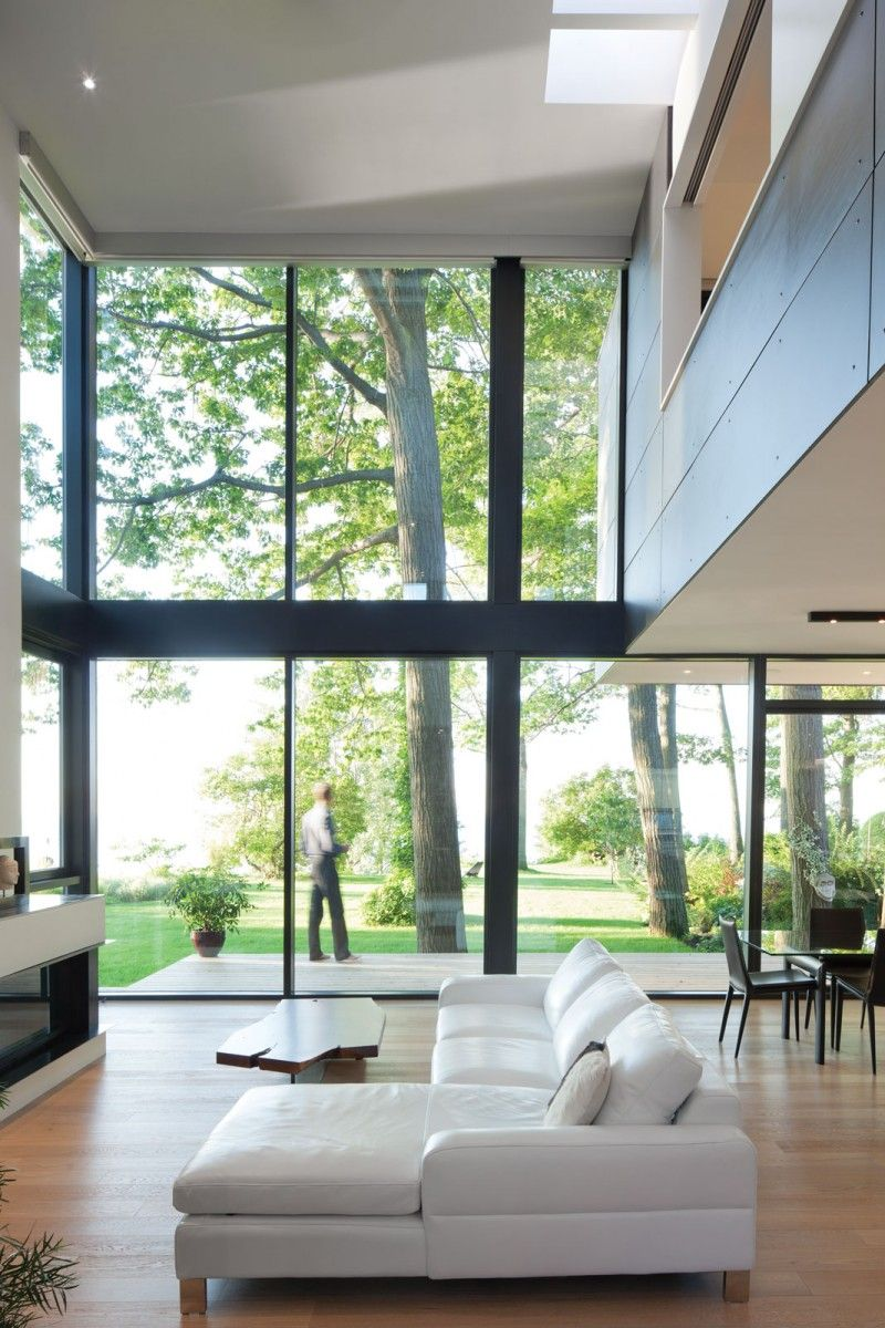 fantastic modern house lighting. House On The Bluffs By Taylor Smyth Architects Fantastic Modern Lighting