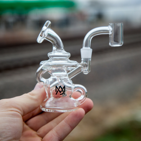 Mj Arsenal Hydra Mini Glass Rig – Rad Hippie Shop | Glass Rigs