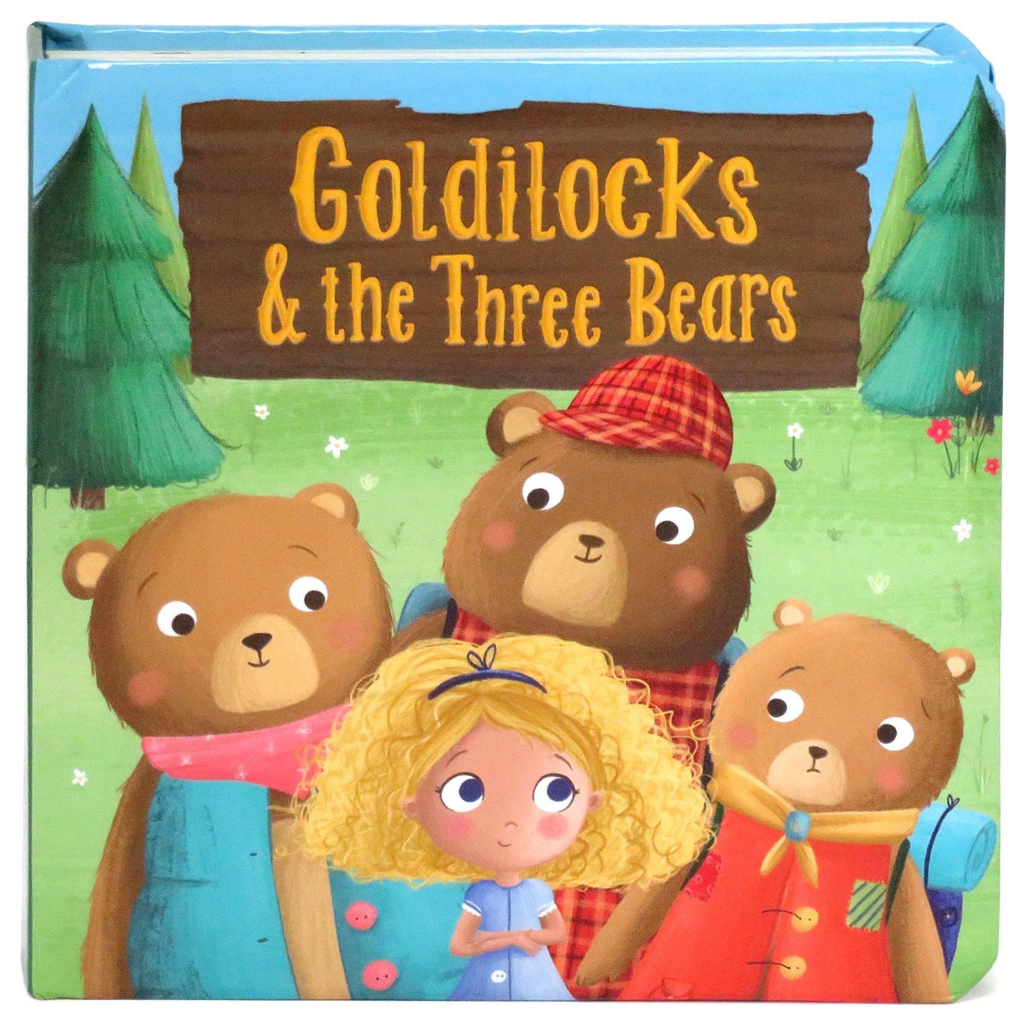 A Twist On The Classic Tale Goldilocks Disturbs The Bears