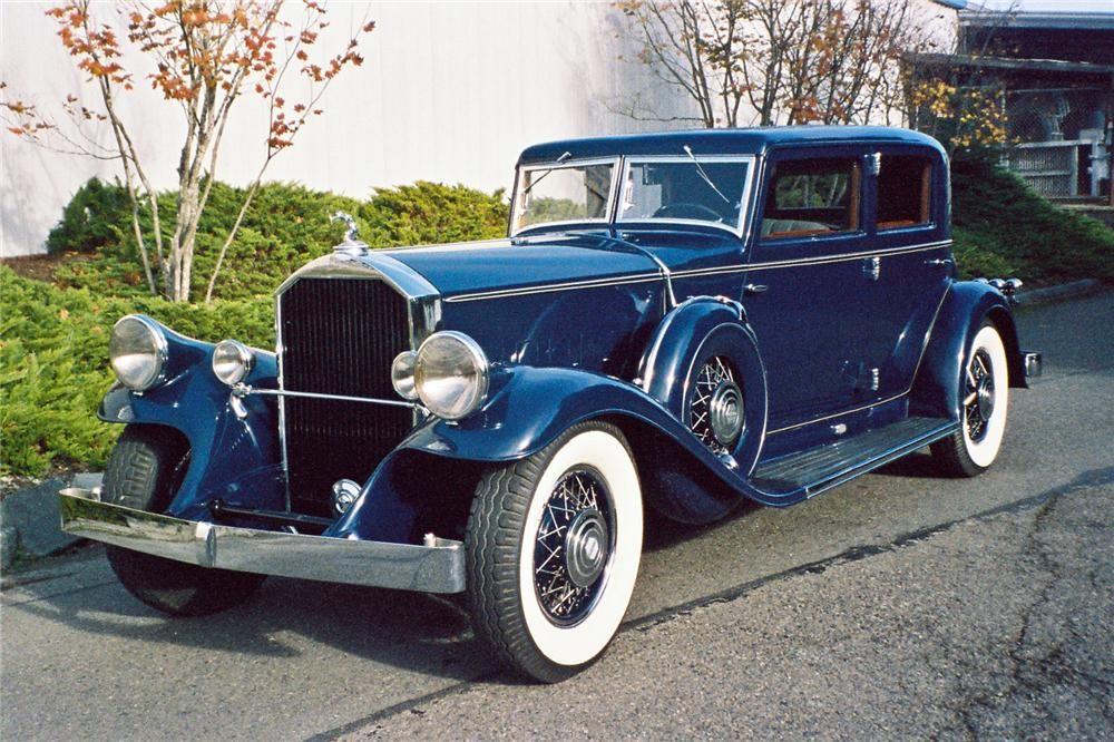 1931 Pierce Arrow Model 41 Gallery