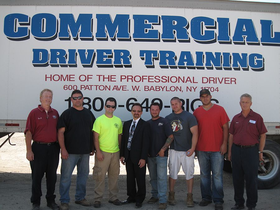 Commercial driver training offer individual driving