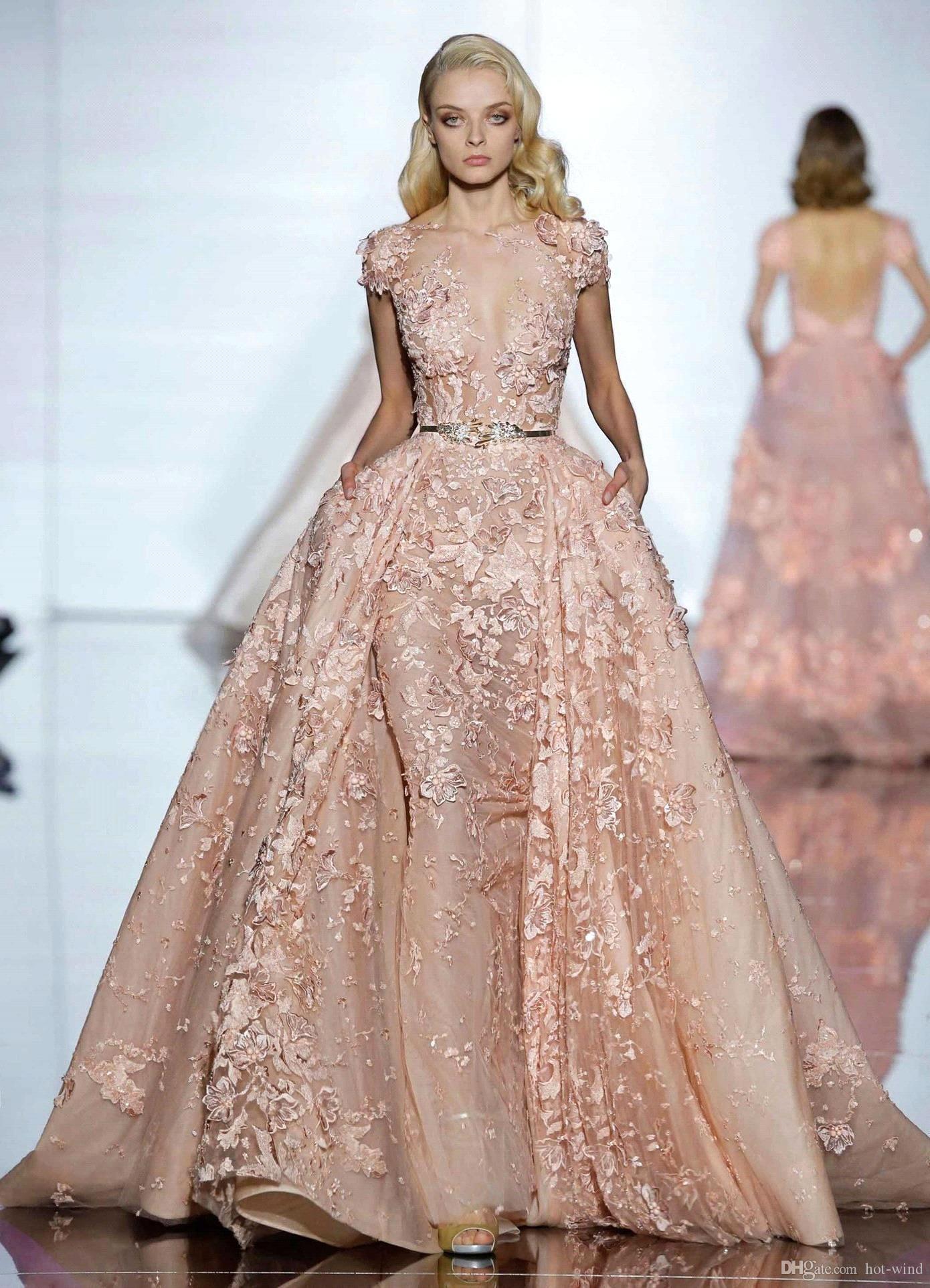 zuhair murad evening dresses wear dubai abaya floor length