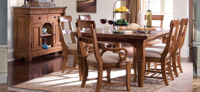 tuscano dining room table Ideas for Home Pinterest Dining room