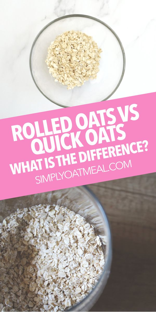 how to roll oats by hand
