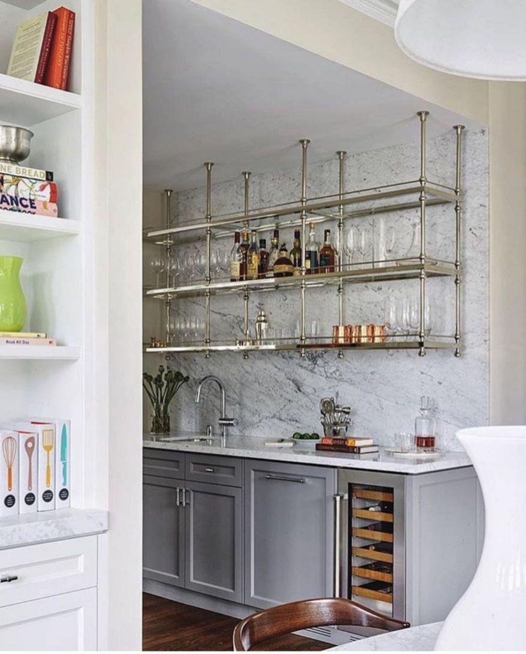 Best And Wonderful 13 Wet Dry Kitchen Ideas