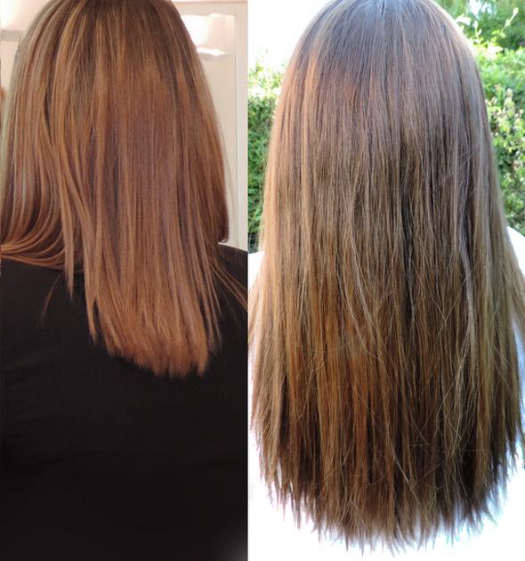 De Beaux Cheveux Qui Poussent A Une Vitesse Folle J Ai Teste Macadamia Pousse Des Cheveux Beaux Cheveux De Beaux Cheveux