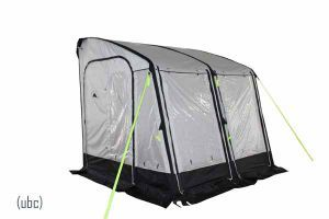 Sunncamp Strand 270 Airvolution Awning Up In No Time You Can Relax For Longer With This Quick Pitch Awning Caravan Awnings Porch Awning Outdoor Gear