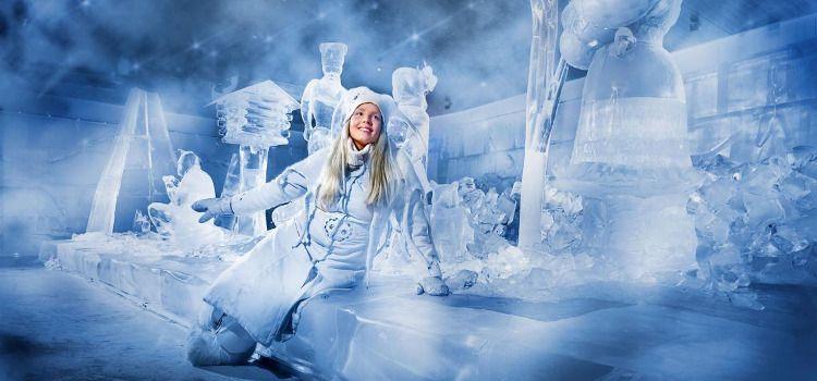 Princesa de hielo laponia
