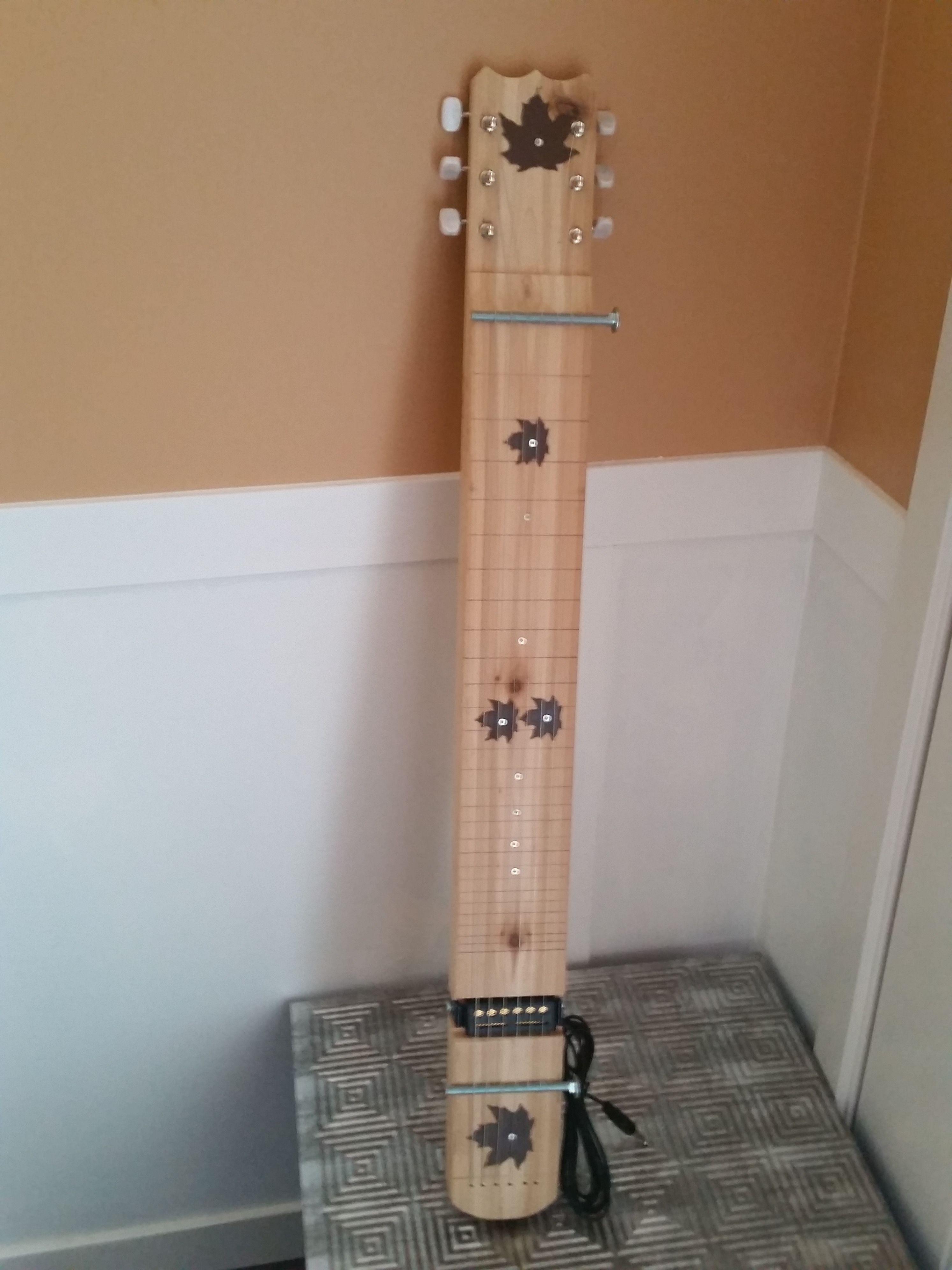 Make A 2x4 Lap Steel Guitar Lap Steel Guitar Lap Steel Steel