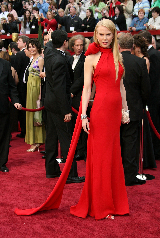 Nicole Kidman In Balenciaga 2007