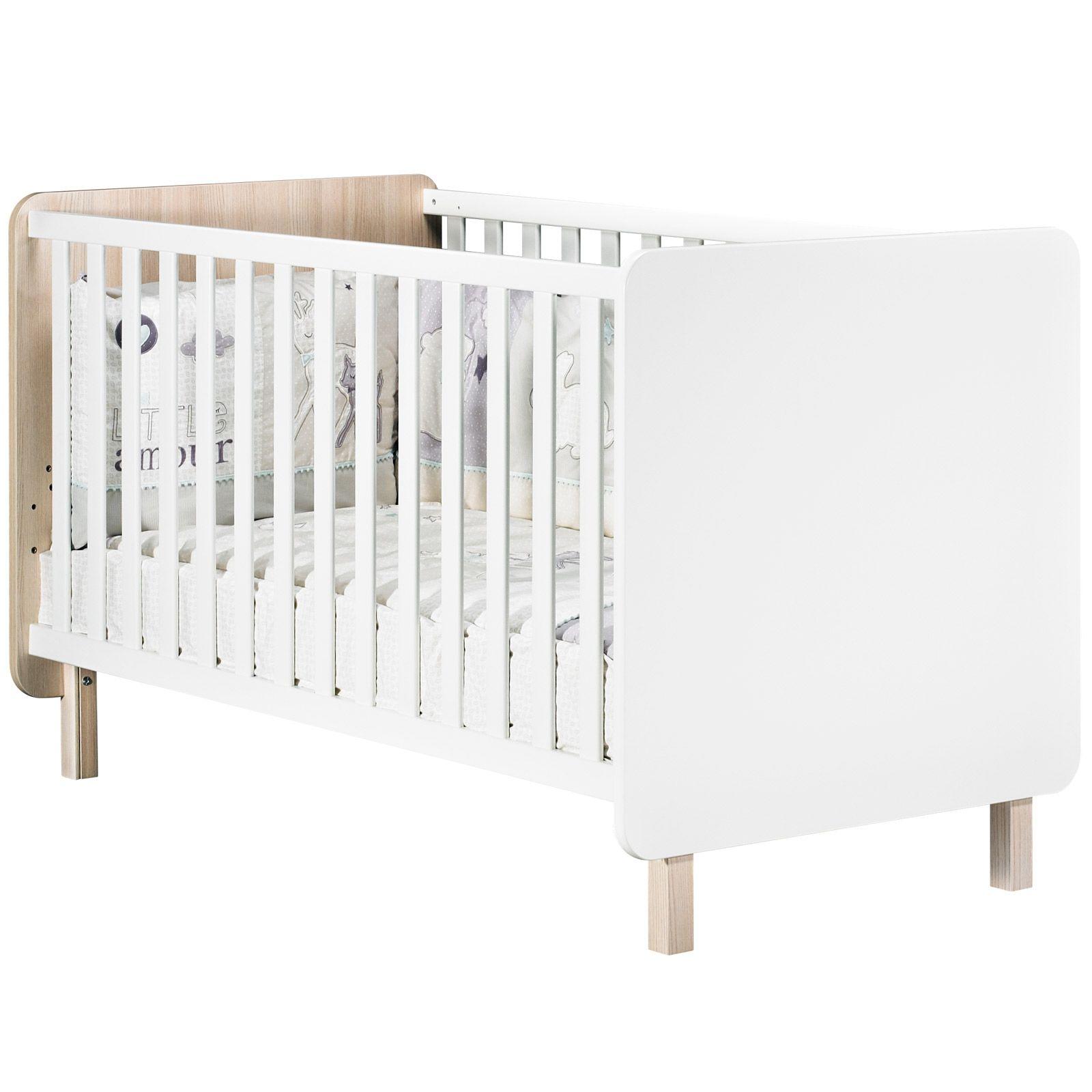 Le Lit B B Volutif Nest Little Big Bed De La Marque Sauthon  # Sauthon Meubles